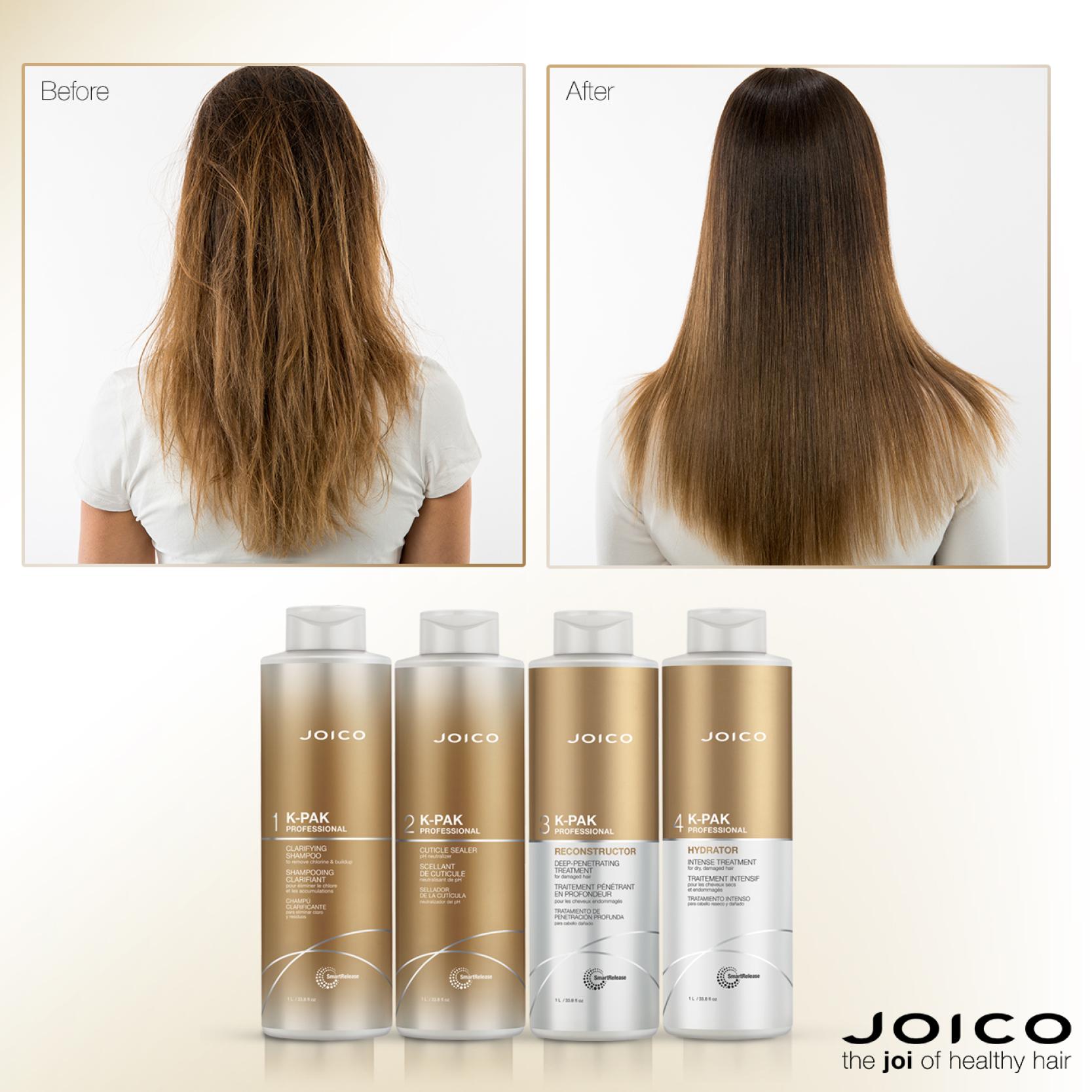 Joico HAIR REPAIR Wellness Voor Je Haar